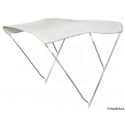 Tendalino 3 Archi diametro mm 22 cm 175/185 bianco